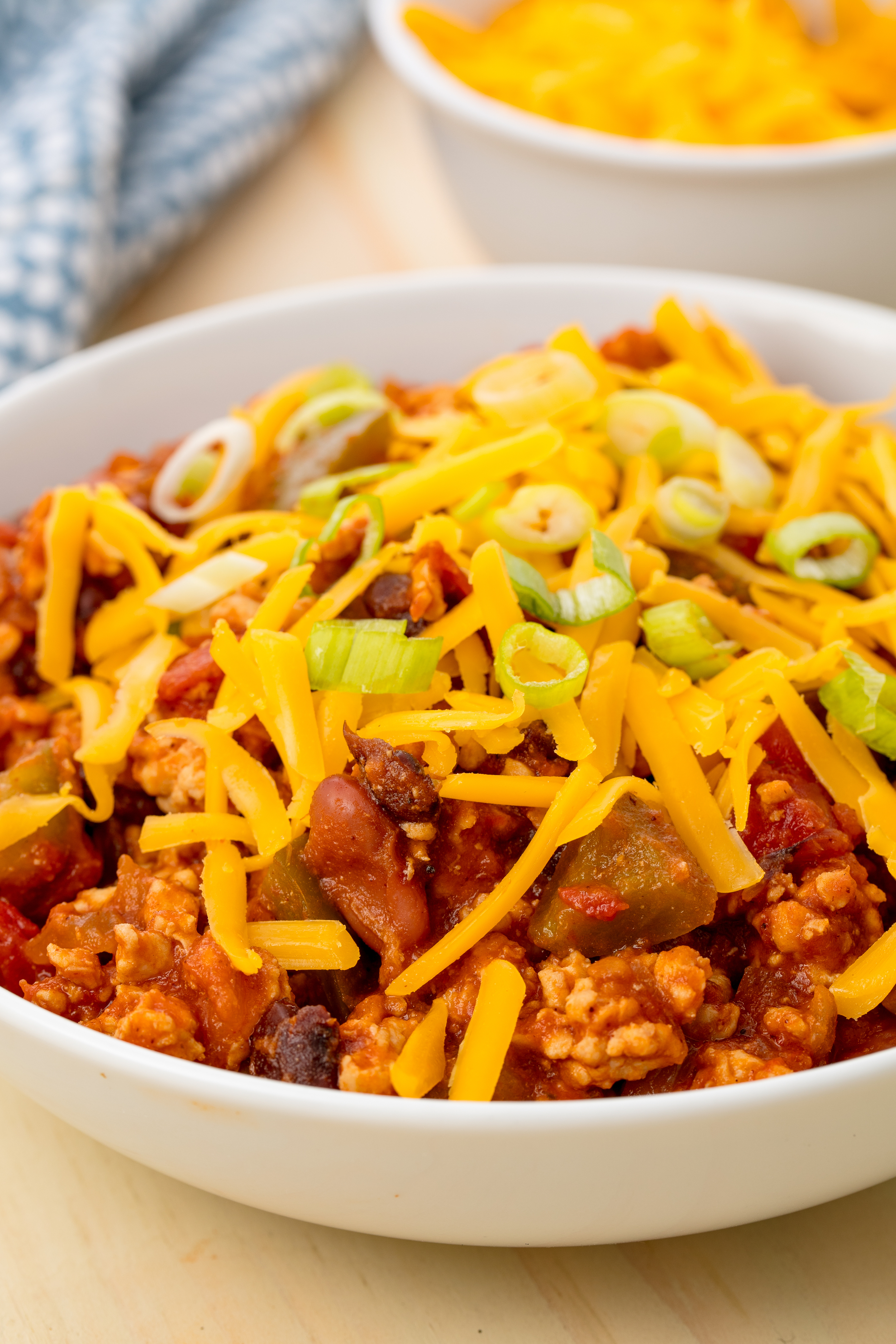 turkey recipes ground healthy meals cooking delish chilli chili recipe easy beef foodie yahoo
