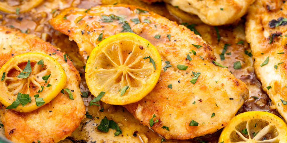 Easy Baked Lemon Pepper Chicken Breast Recipe