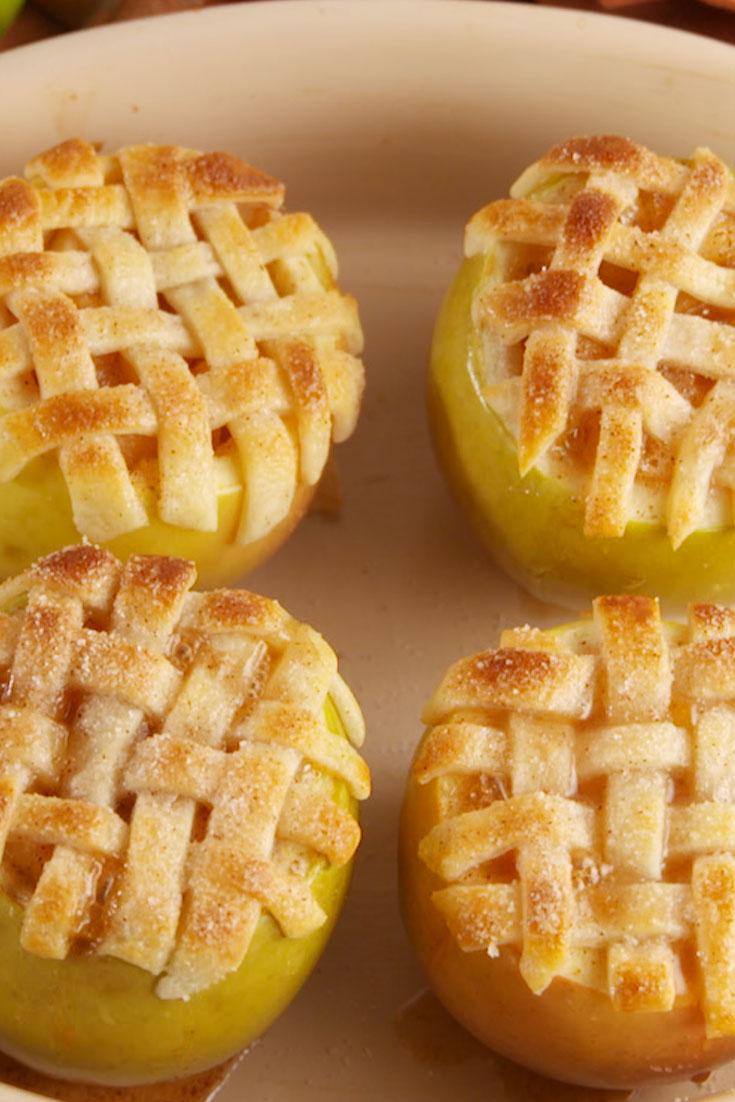 The Kitchen Show Stuffed Apples Recipe