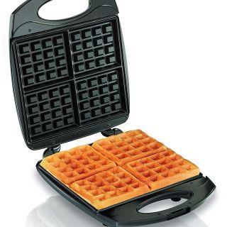 Wake and waffle.