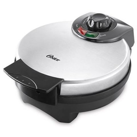 If you're looking for a classic waffle maker, this one is as easy as Sunday morning. BUY NOW: $17