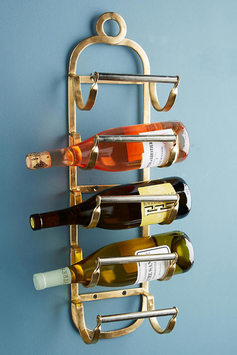 Store your wine in style! BUY NOW: $98