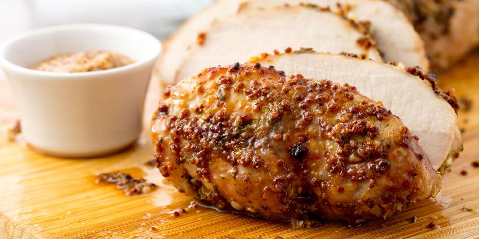 Pork Loin Roast Horizontal