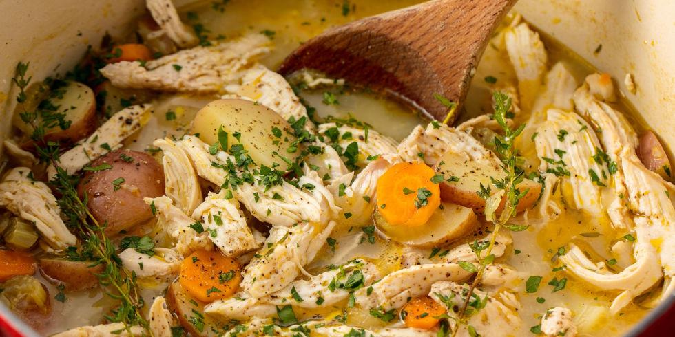 Chicken Stew Horizontal