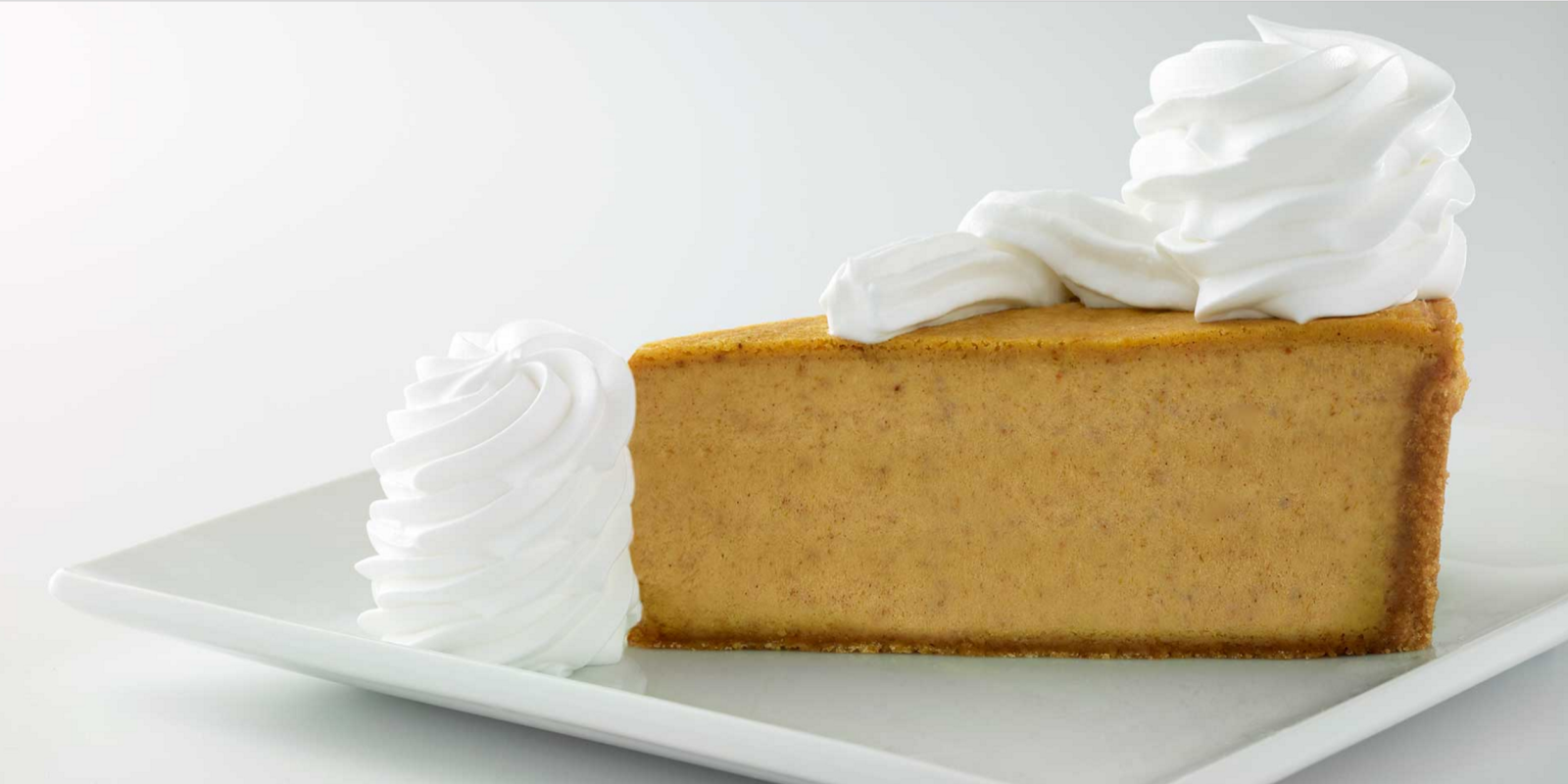 The Cheesecake Factory Is Officially Bringing Back Pumpkin Cheesecake