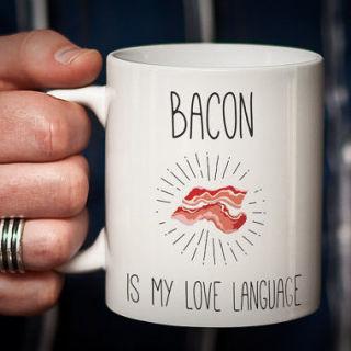 Bacon = life.