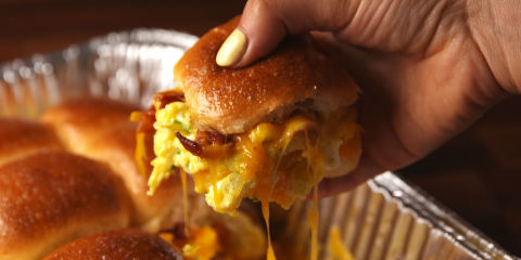 Tailgate Breakfast Sliders