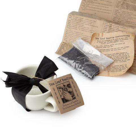 You don't need to take a Divination class to learn how to read tea leaves.😉 BUY NOW: $23