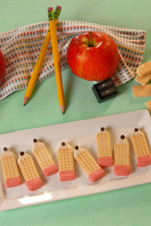 Pencil Sugar Cookies