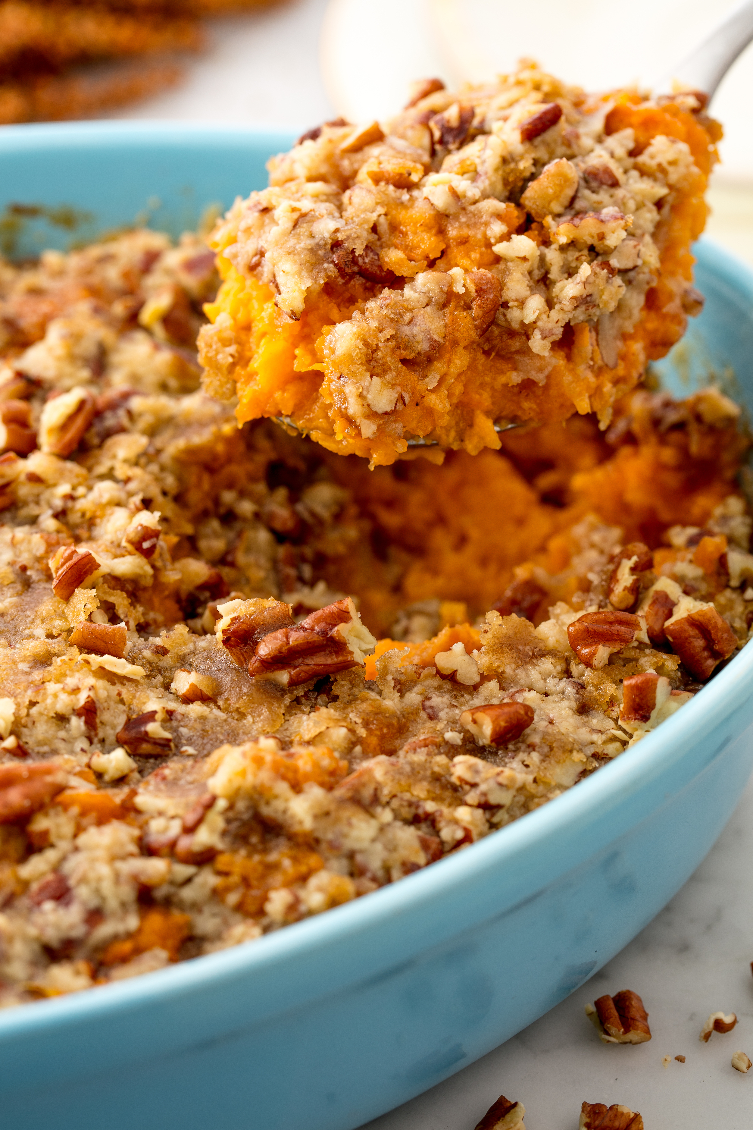 20 Easy Sweet Potato Casserole Recipes - How to Make the ...