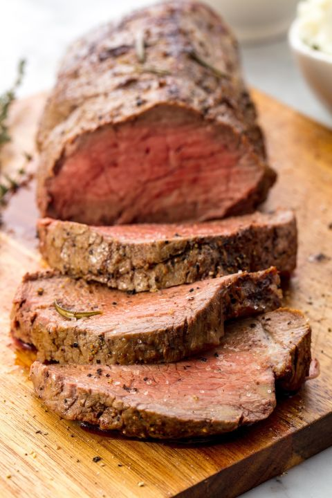 The buttery, delicious beef tenderloin of your dreams. Get the recipe: Beef Tenderloin