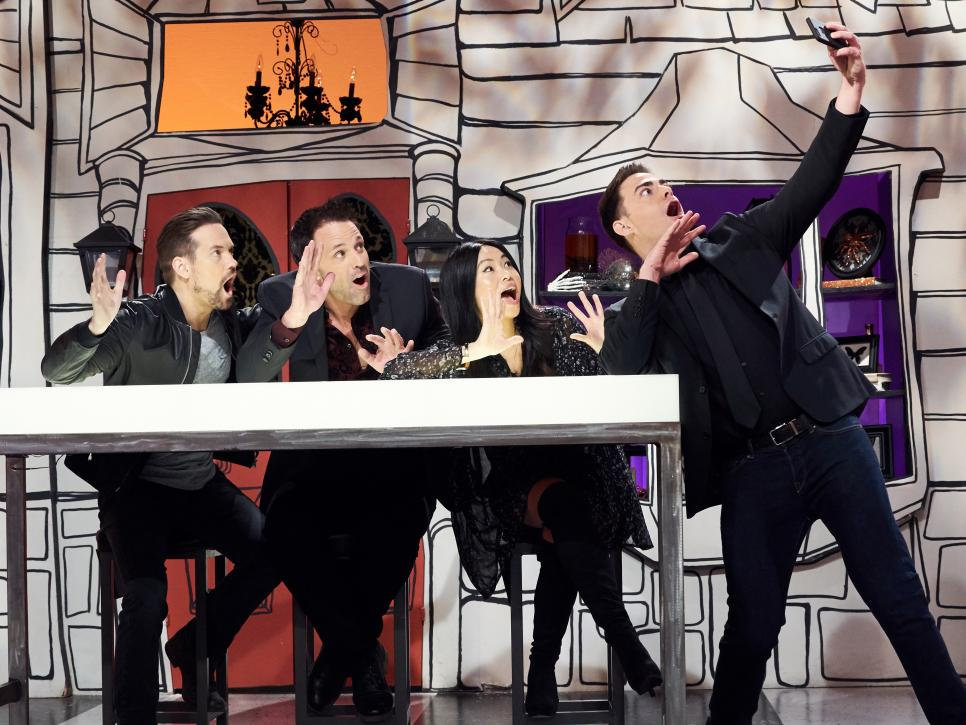 Food Network Just Revealed Its New Halloween Shows, And They Look ...