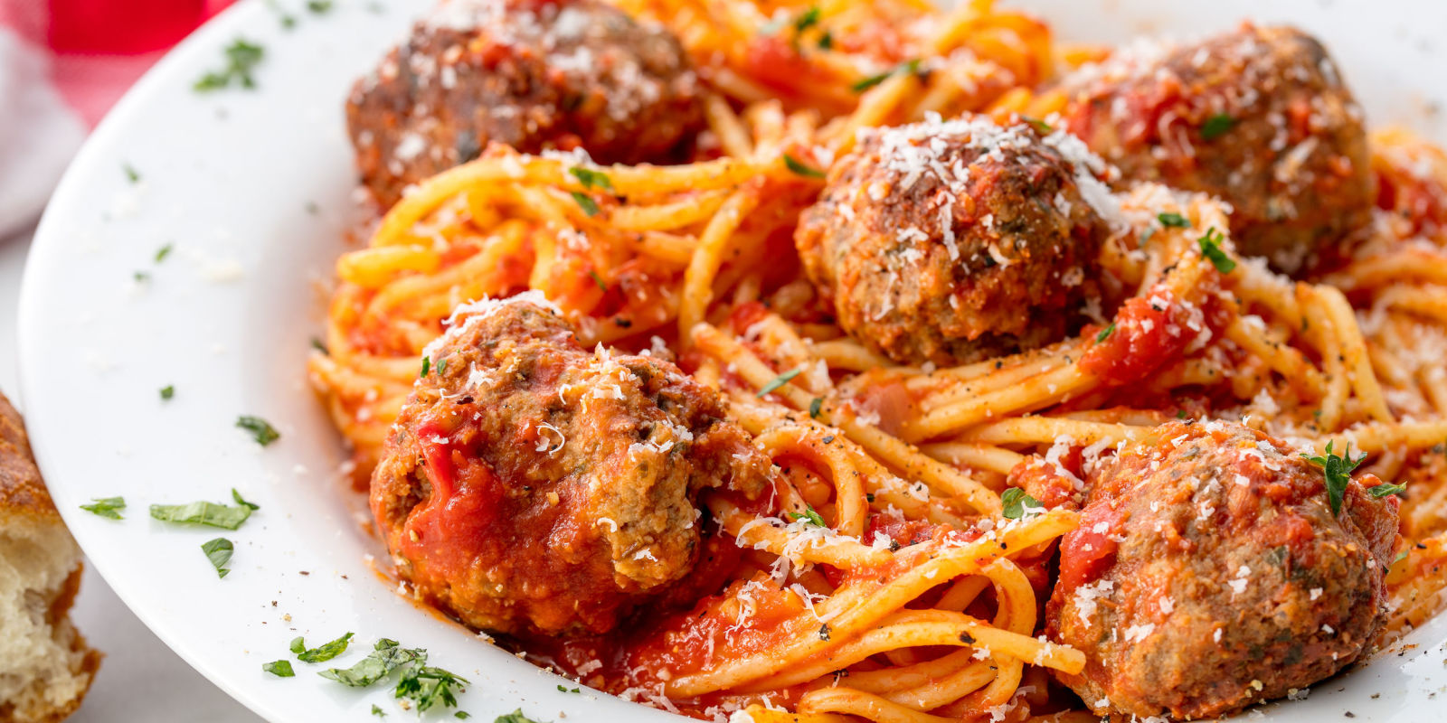 Best Spaghetti and Meatballs Recipe - How to Make Easy ...