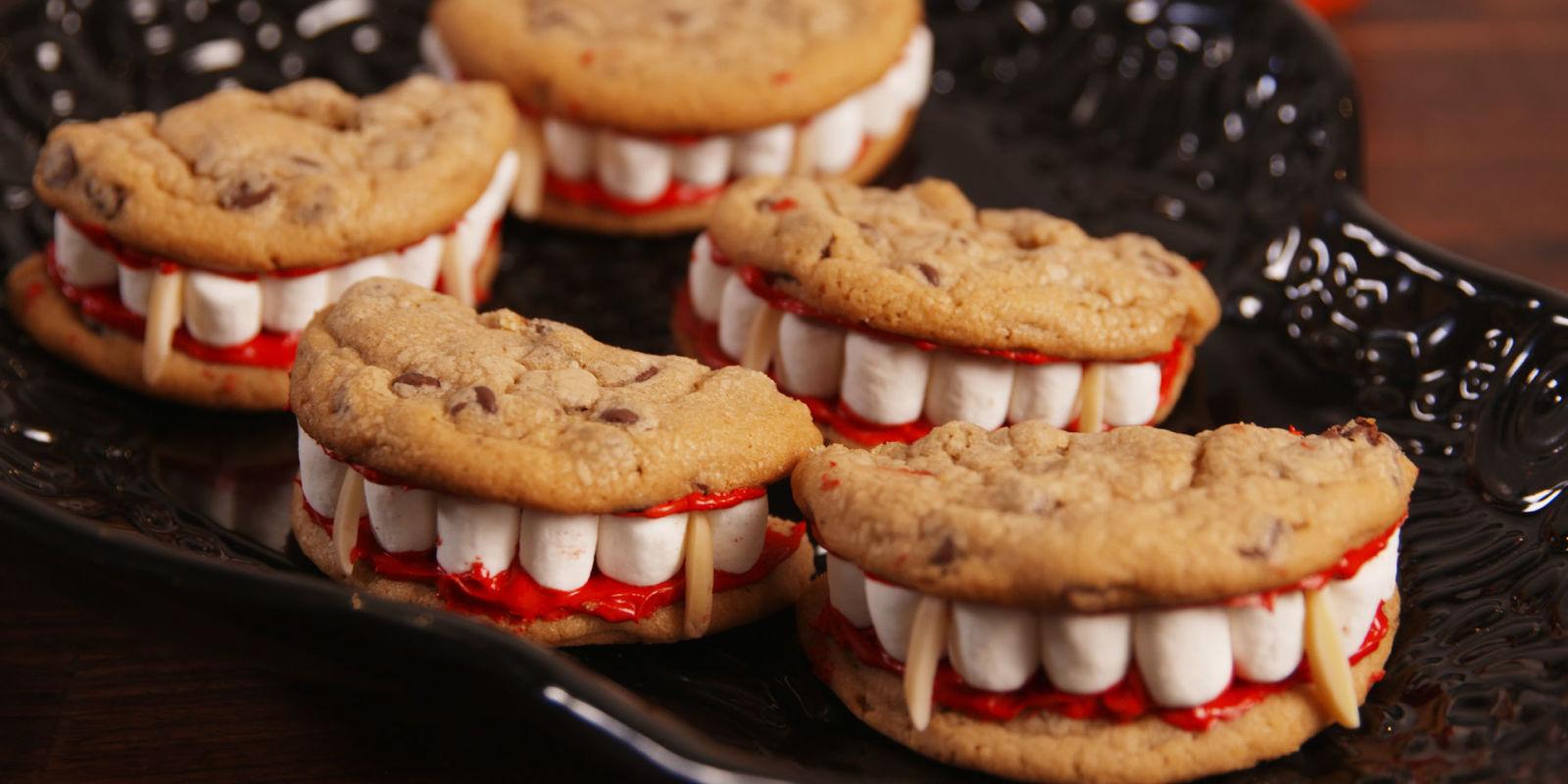 Best Dracula Dentures Recipe How To Make Dracula Dentures