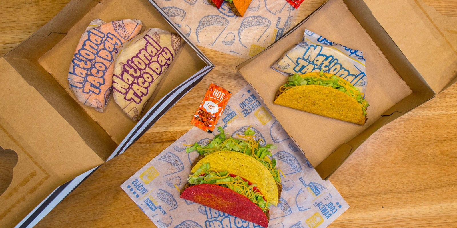Here Are All The Best National Taco Day Deals
