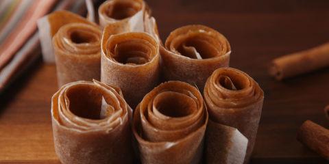 Apple Cinnamon Fruit Roll-Ups