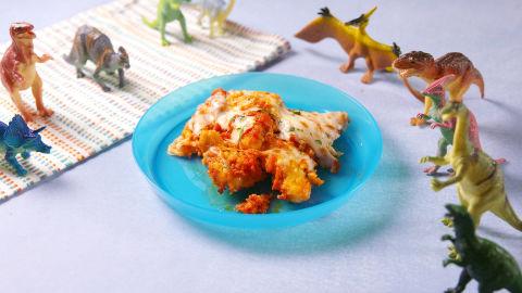 Chicken Parm-asaurus Horizontal
