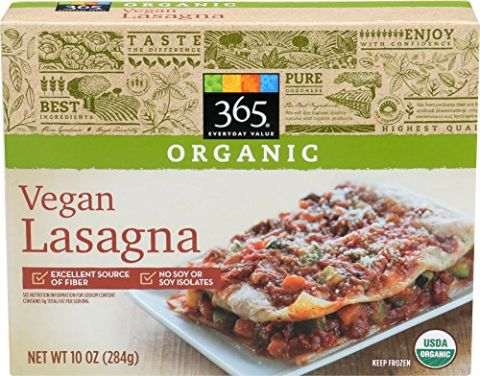 Think going vegan means giving up lasagna? Think again. BUY NOW: $5