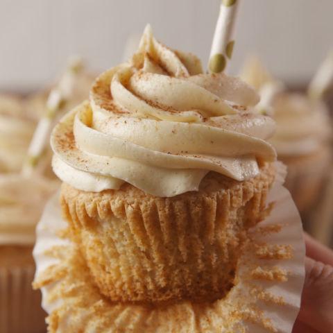 Rumchata Cupcakes Horizontal