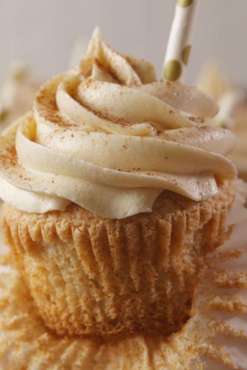 Rumchata Cupcakes Vertical