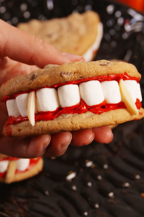 The only tasty dentures. Get the recipe fromDelish.