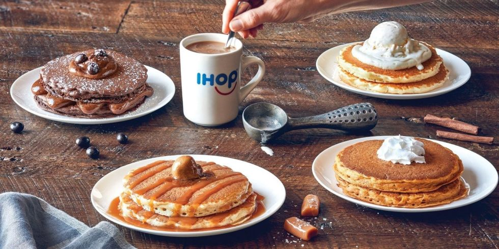 Important: You Can Get PSL Pancakes At IHOP