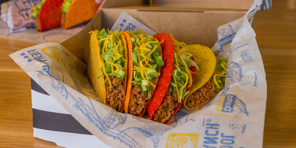 Taco Bell Is Celebrating National Taco Day With Gift Boxes Full of ...