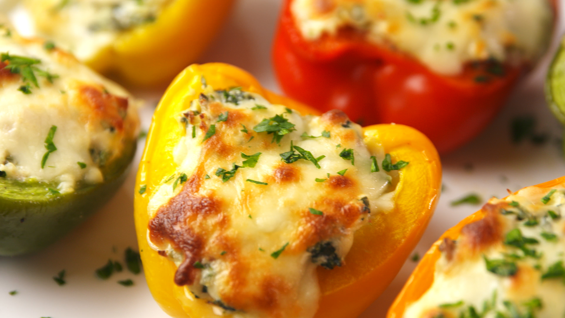 16 Best Stuffed Bell Peppers Recipes - How to Make Stuffed ...