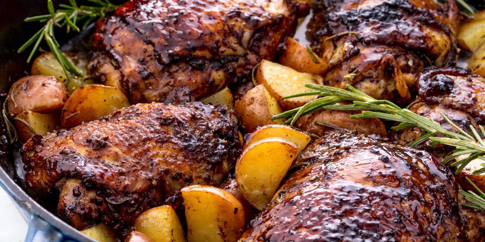 Best Balsamic Glazed Chicken How To Make Balsamic Glazed Chicken