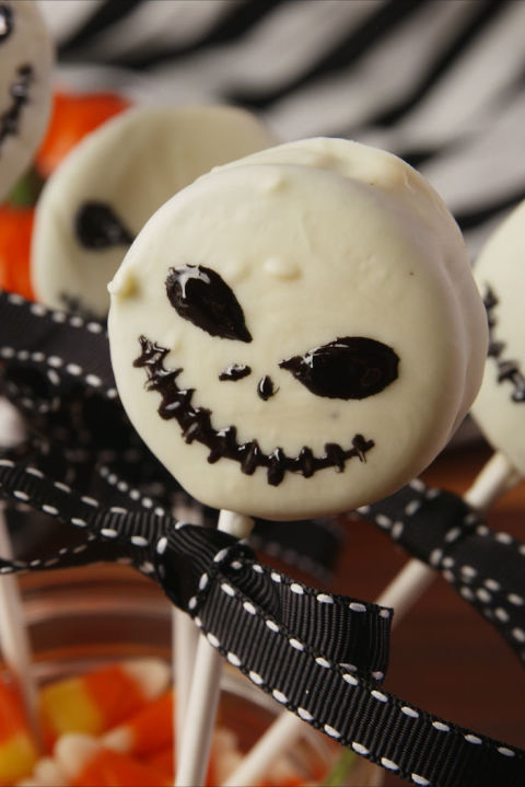 A scary good treat.Get the recipe from TheNextTycoon.