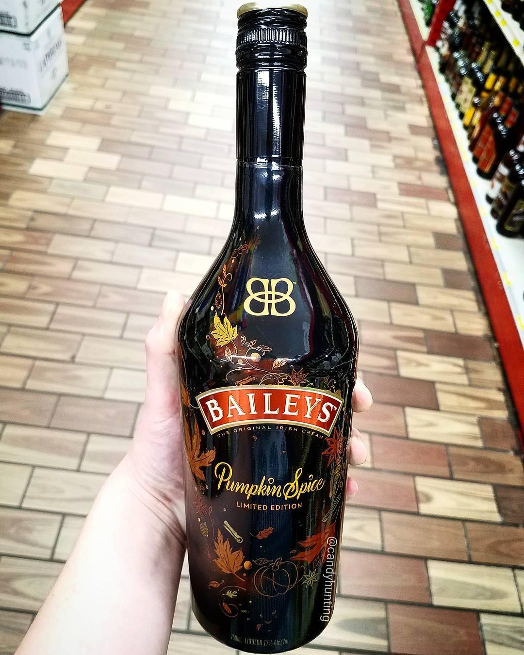 Bailey 39 S Is Bringing Back Its Pumpkin Spice Liqueur