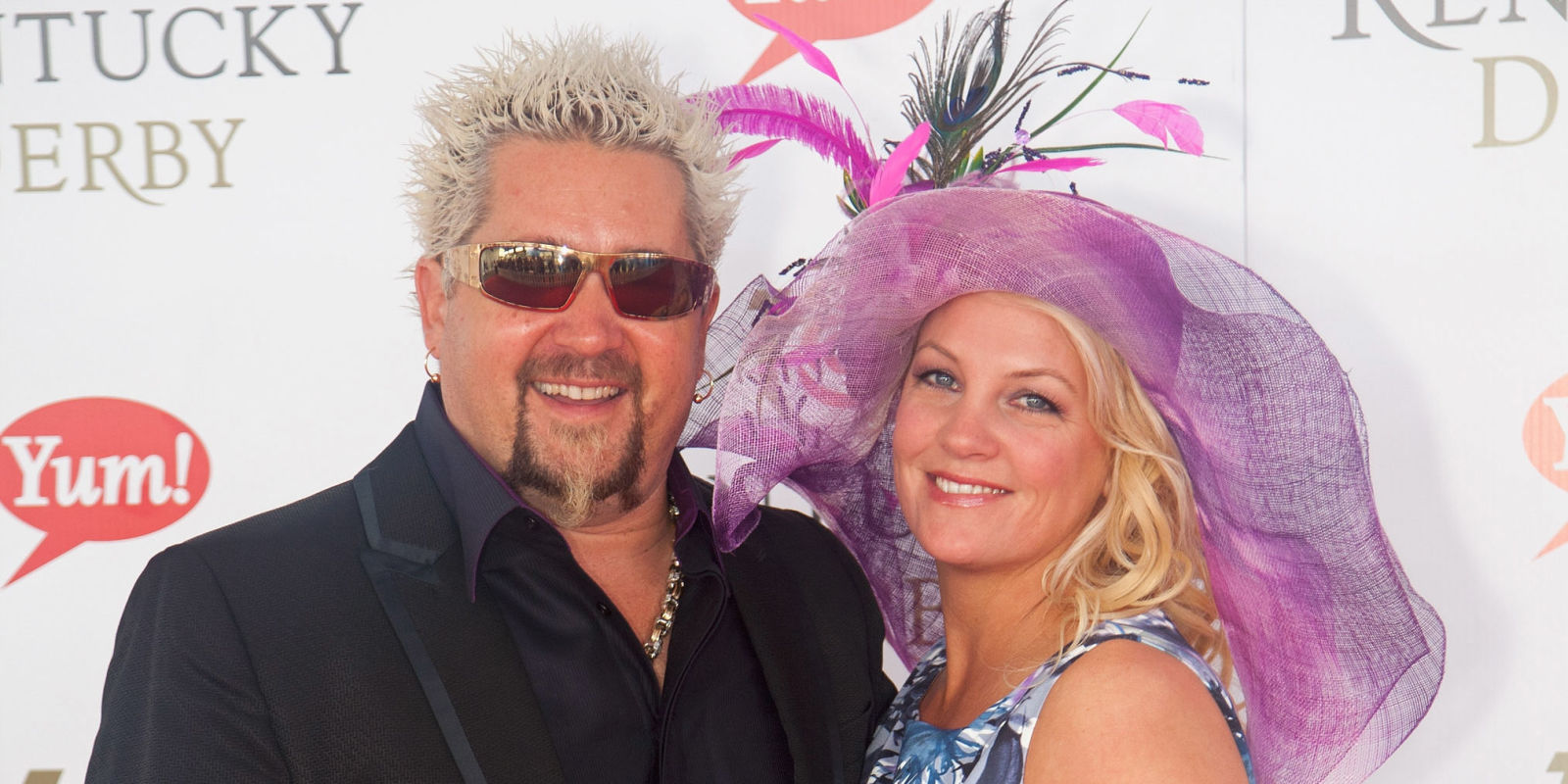 Guy Fieri. Dating + Marriage