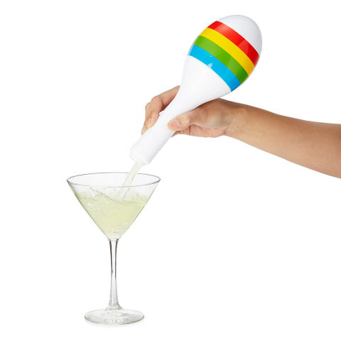 Make cocktails and music all in one. BUY NOW: $24