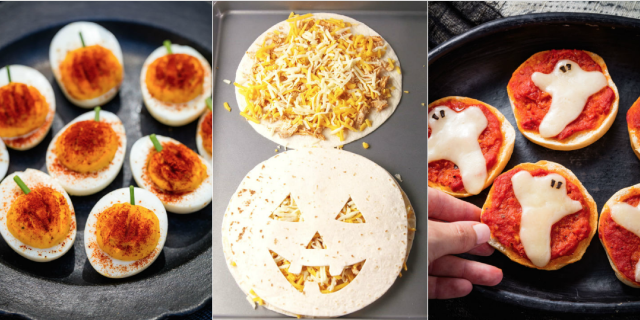 19 Easy Halloween Recipes - Gross and Scary Halloween Food Ideas ...
