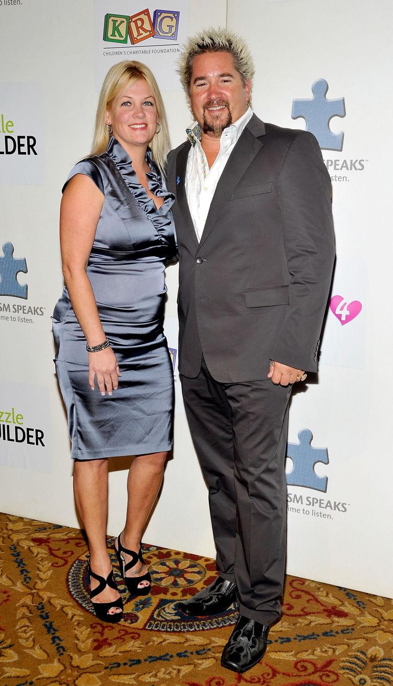 Guy Fieri Bio Wife Sister Family Son Kids Cash