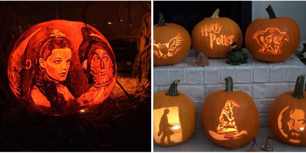 27 Creative Halloween Pumpkin Carving Ideas - Funny Jack-O-Lantern ...
