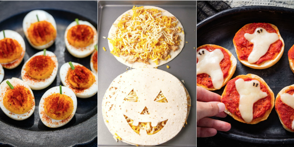 20+ Easy Halloween Appetizers - Best Recipes for Halloween ...