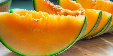 Cantaloupe Beauty