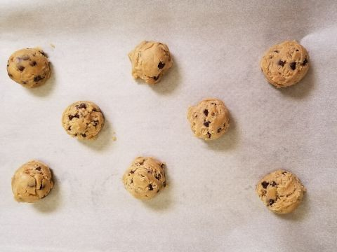 New Pillsbury Cookie Dough