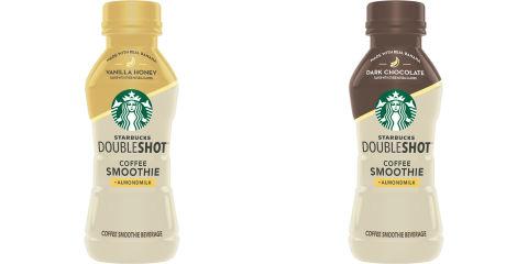 Starbucks coffee smoothies