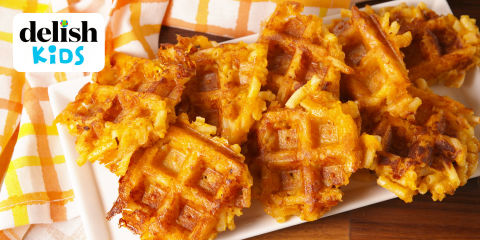 Mac-N-Cheese Waffles