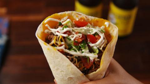 gallery 1508856101 delish taco cones still001 - Taco Cones
