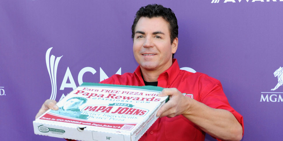 Papa John's Founder John Schnatter Says NFL Protests Are to Blame ...