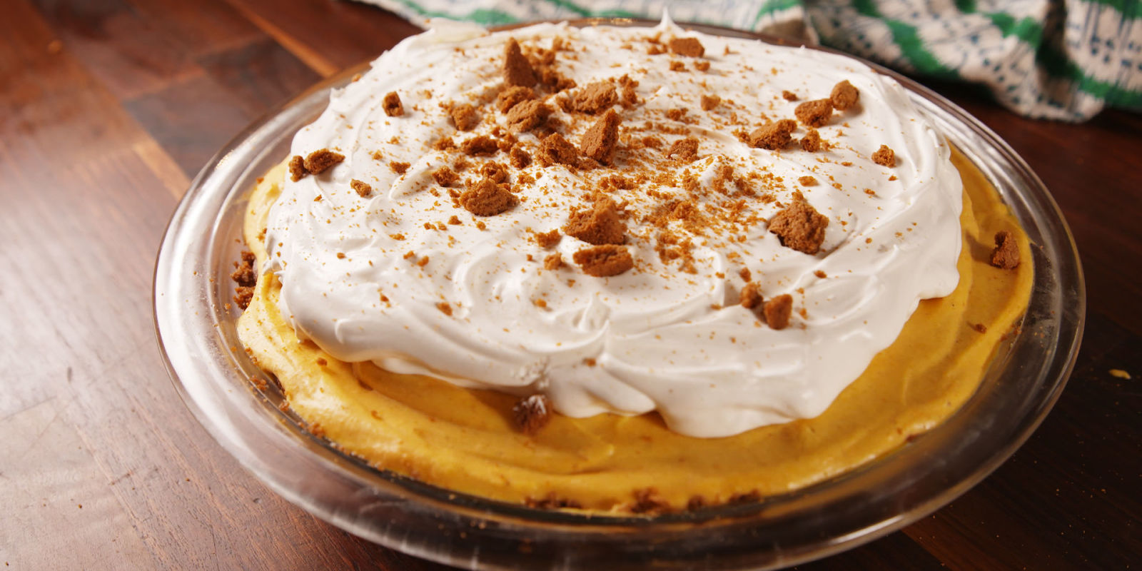 Best Pumpkin Cream Pie Recipe - How To Make Pumpkin Cream ...