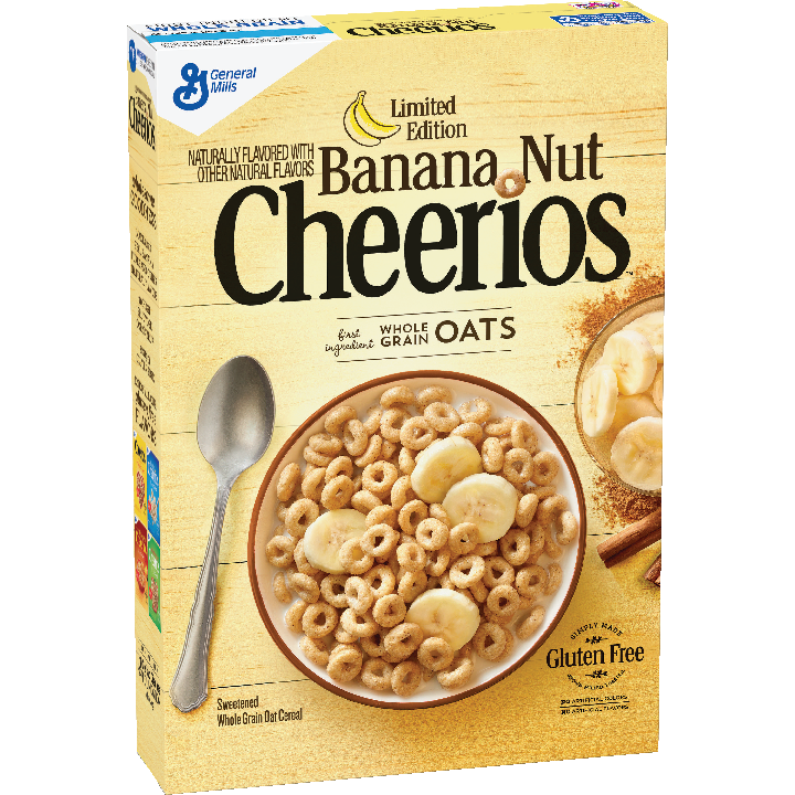 Banana Nut Cheerios Are Back, But Only For A Limited Time