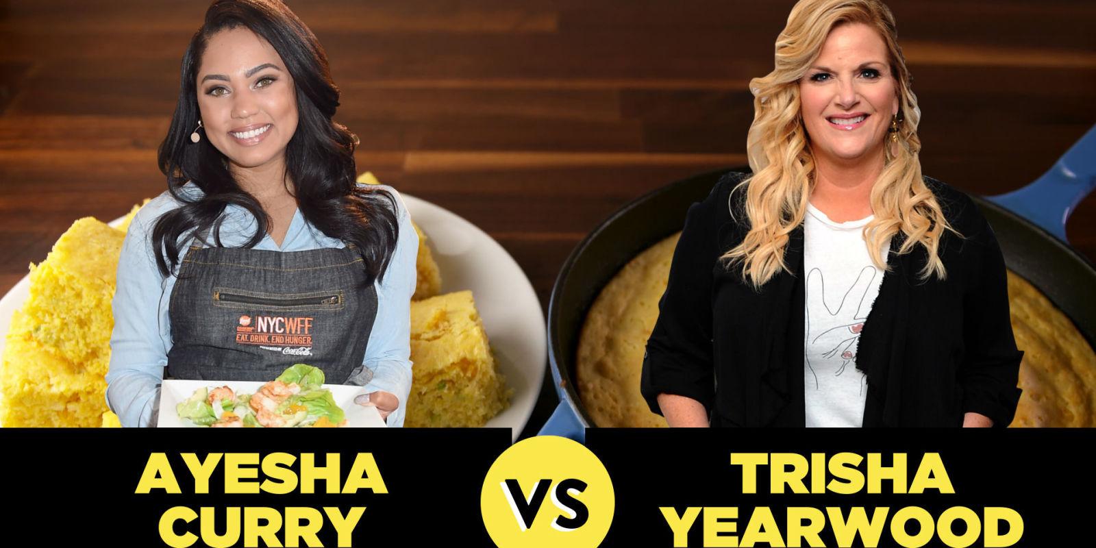 Trisha Yearwood Cornbread