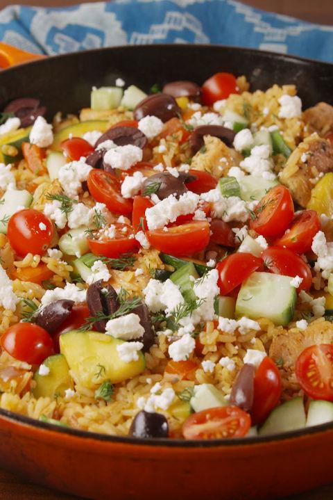20 Best Greek Food Recipes Easy Greek Dinner Ideas