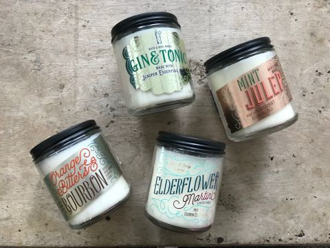 You Can Now Buy A Gin And Tonic Candle At Bath And Body