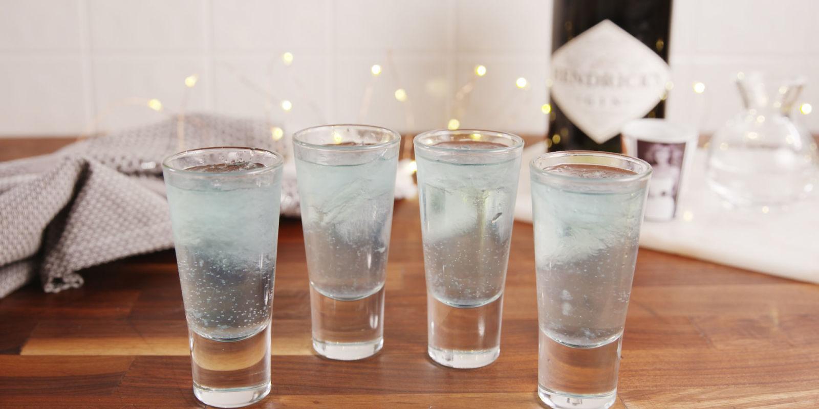 Best Gin & Tonic Shot Recipe - How to Make Gin & Tonic Shots