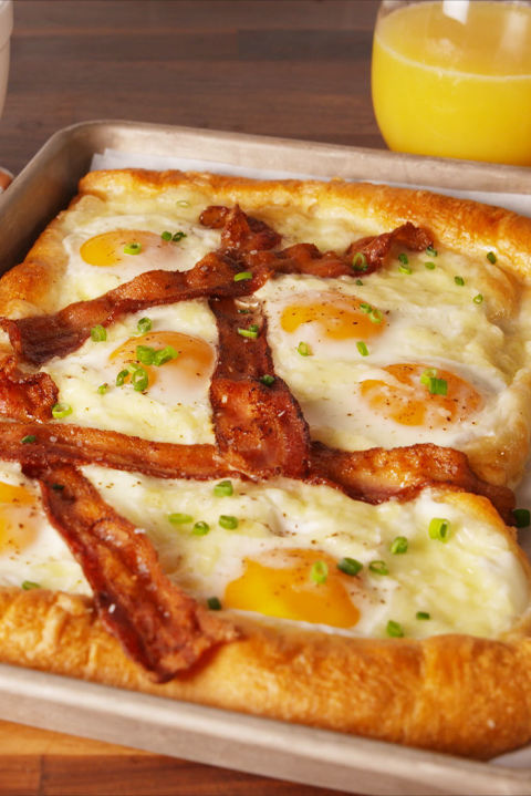 Best crescent breakfast tart recipe how to make crescent for Alexa cuisine catering